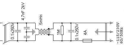 Кнопка сетевого фильтра — обзор и ремонт