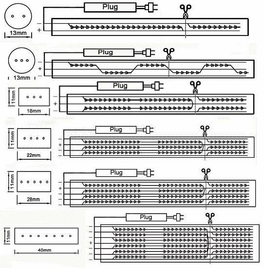 Устройство, схема и ремонт контроллера для гирлянд своими руками