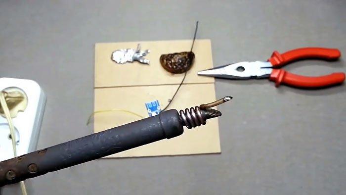 Как самостоятельно отремонтировать паяльник?
