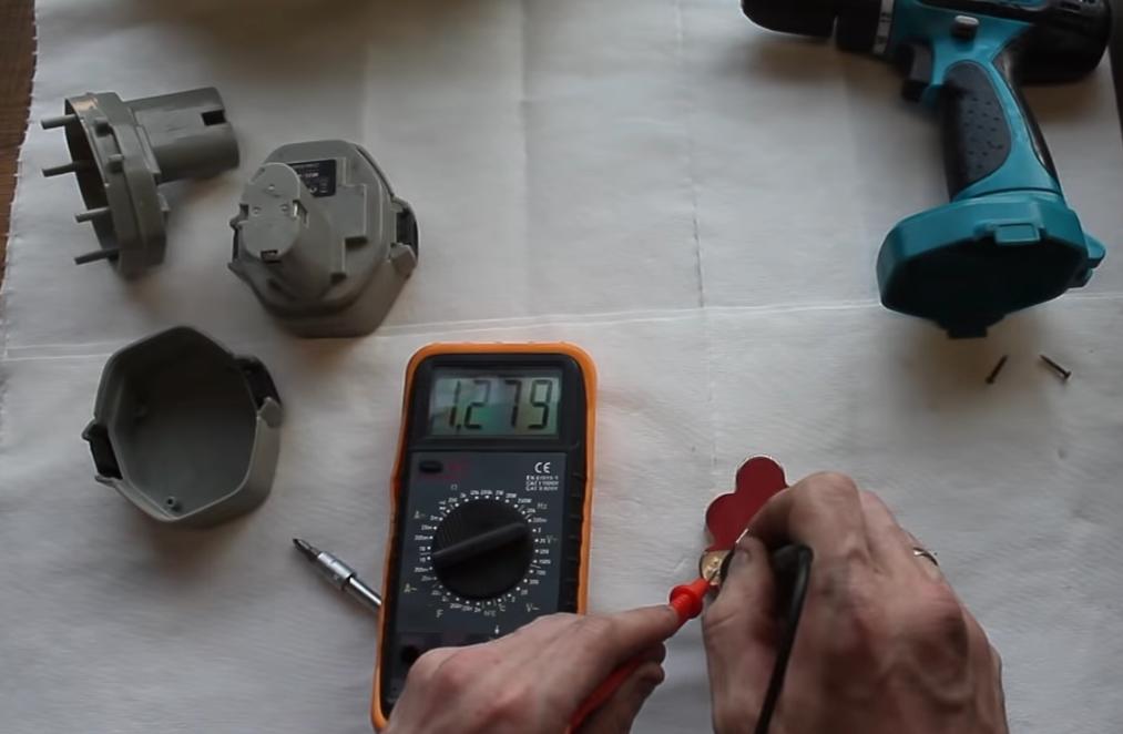 Ремонт аккумулятора шуруповерта: главные рекомендации
