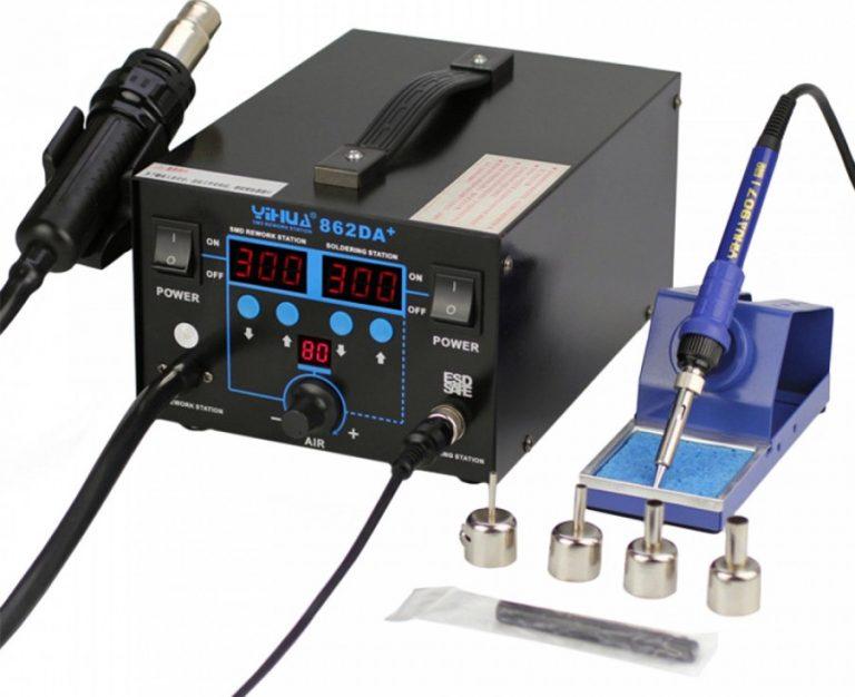 Правила выбора паяльной станции для начинающих, технические параметры и рекомендации