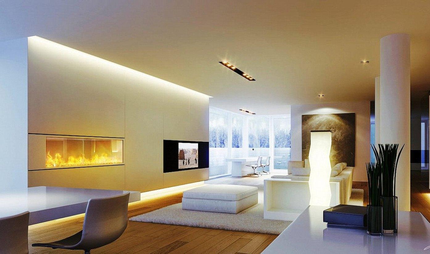 Выбор и установка: светодиодные ленты для подсветки потолка