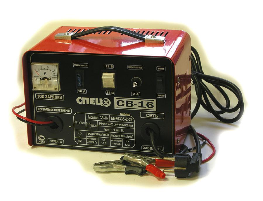 Как правильно выбрать зарядку для аккумулятора в автомобиль