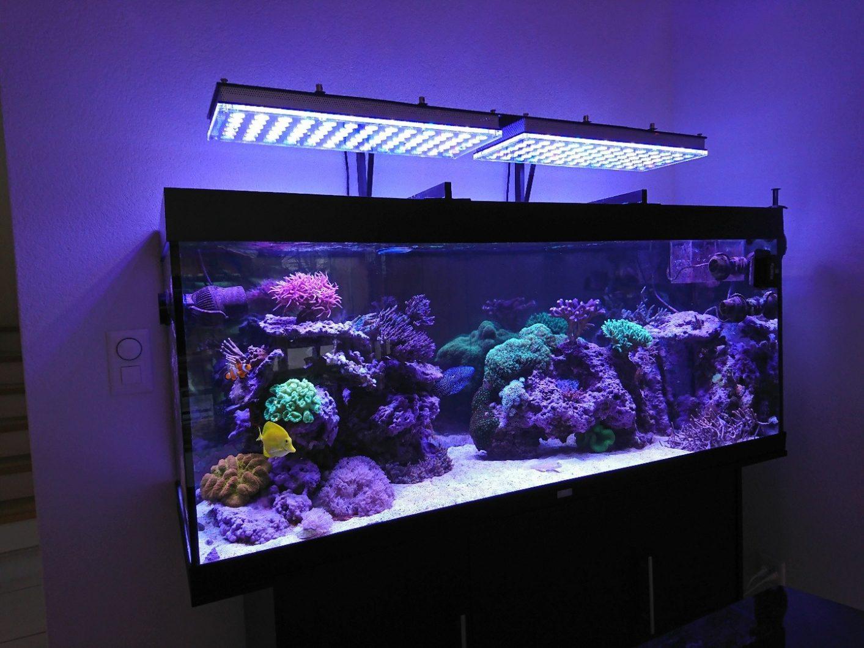 Светодиодное освещение для аквариума своими руками