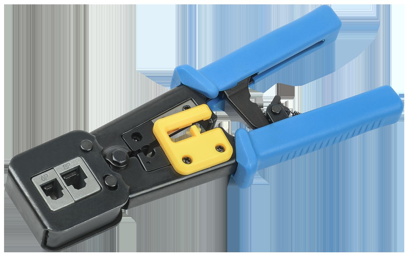 Инструмент для обжима коннекторов rj 45