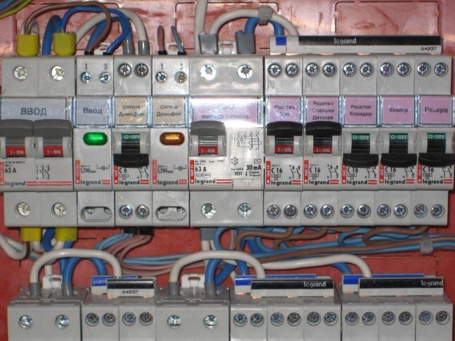 Вводной автомат. расчет, выбор вводного автомата для квартиры