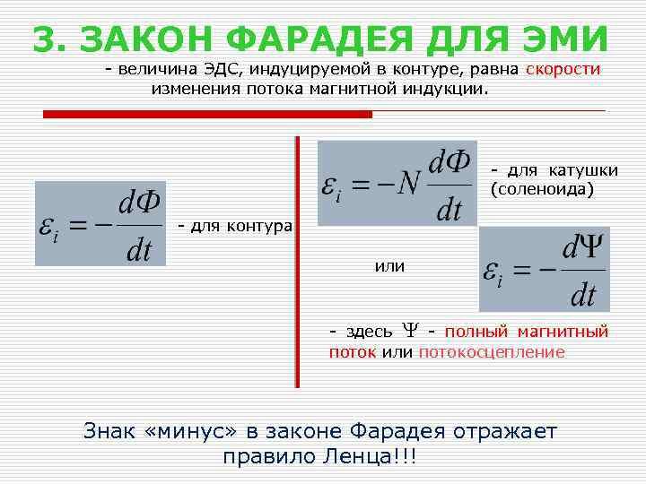 Электромагнитная индукция. опыты фарадея. электромагнитные колебания и волны