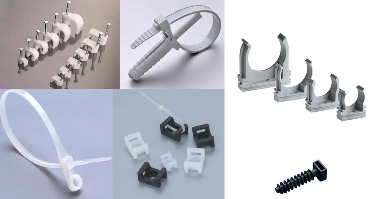 Крепление кабеля к стене – способы и технологии