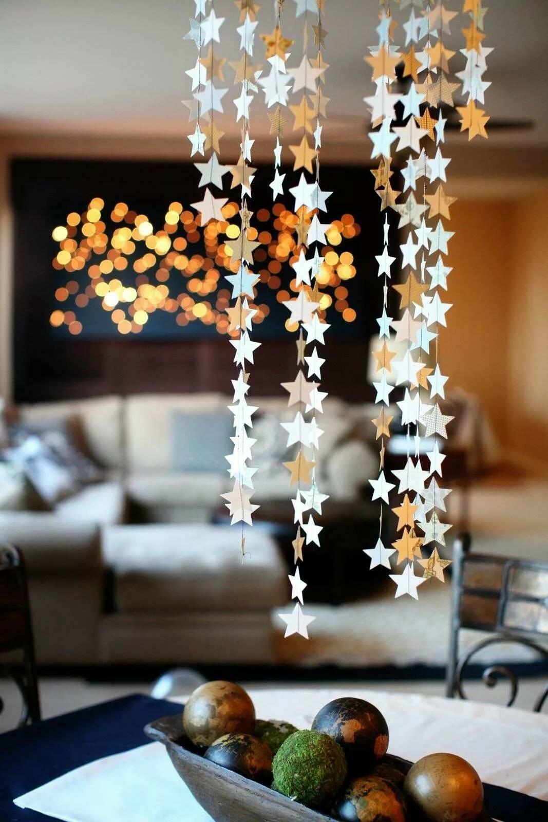 Необычные идеи изготовления новогодней светодиодной гирлянды своими руками