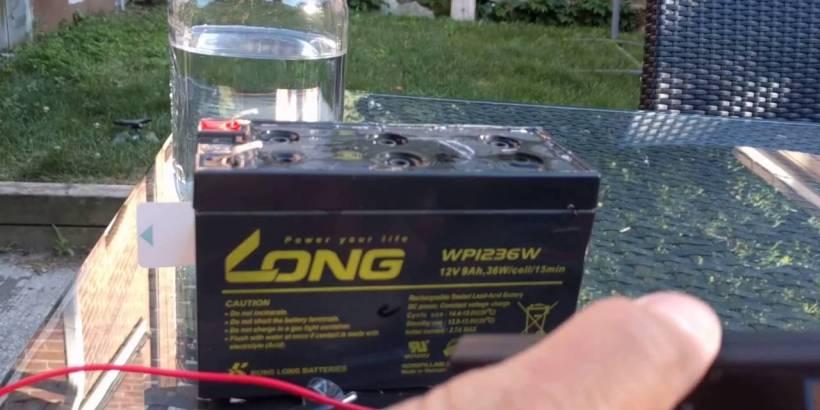 Как восстановить литий-ионный аккумулятор после глубокого разряда