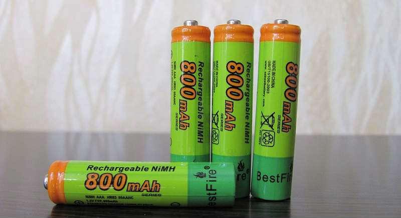 Как отличить батарейку от аккумулятора — в чем разница