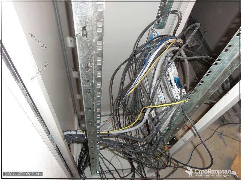 Как организовать заземление лотков для прокладки кабеля
