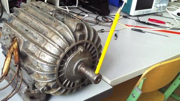 Асинхронный генератор – основные элементы, принцип работы и расчет базовых параметров. инструкция как переделать из двигателя своими руками!