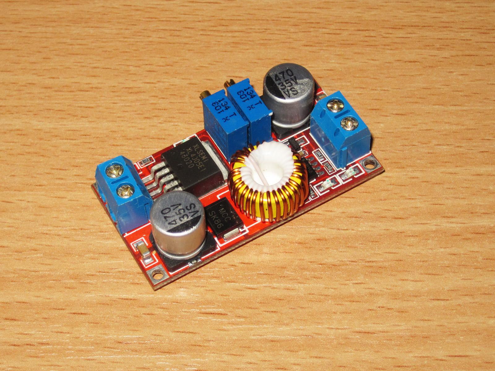 Зарядка для литий ионных аккумуляторов своими руками