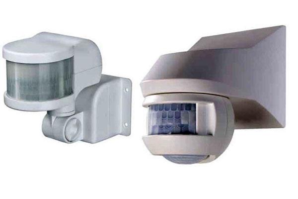 Как установить и настроить прожектор с датчиком движения?