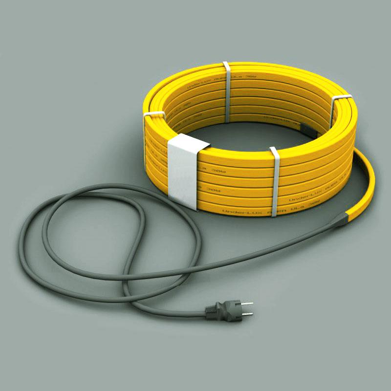 Греющие кабели: разновидности и их характеристики