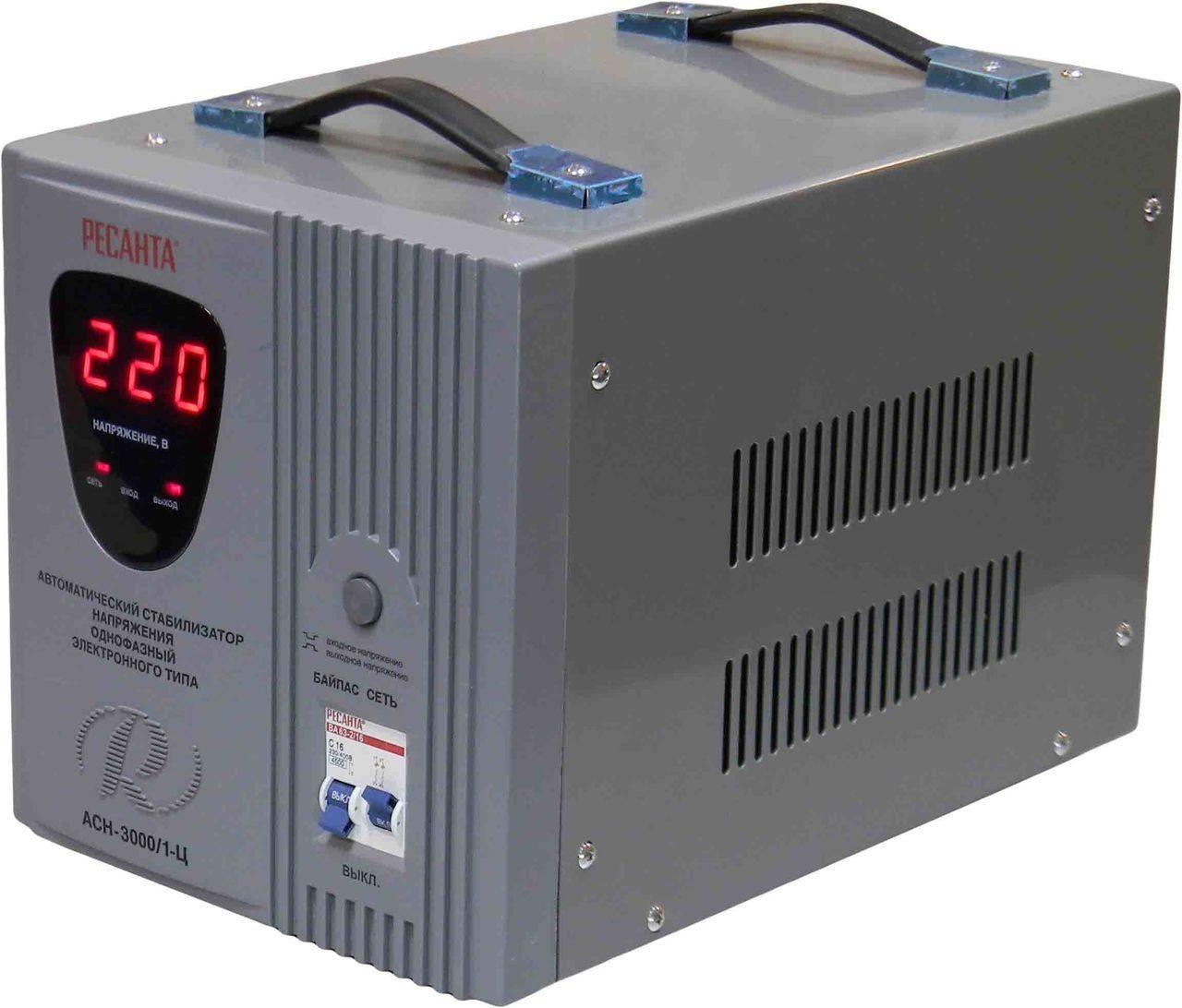 Какой стабилизатор лучше релейный или электромеханический