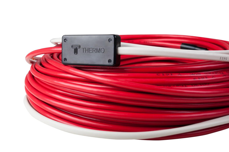 Саморегулирующий греющий кабель для водопровода: установка и изоляция