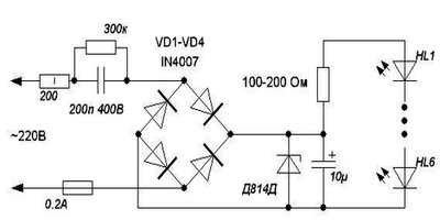 Как сделать встроенный светодиодный светильник в потолок своими руками