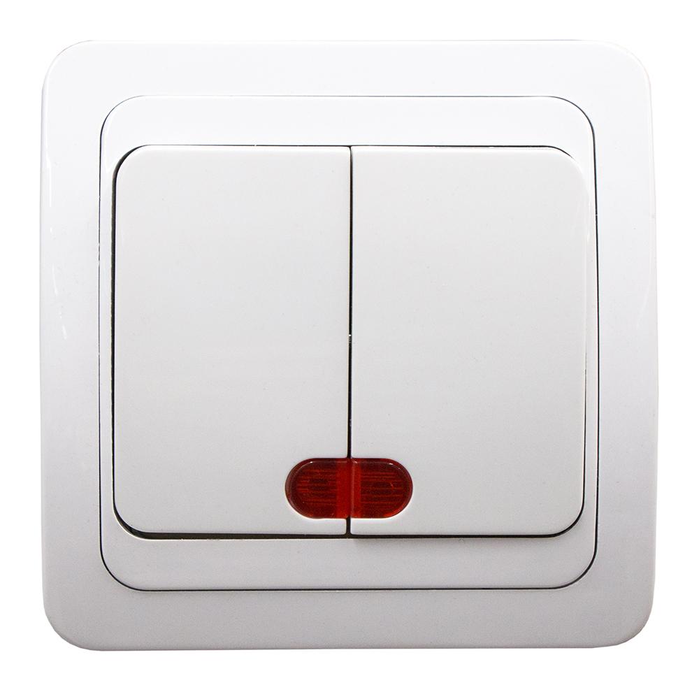 Как установить выключатель с подсветкой: схема подключения
