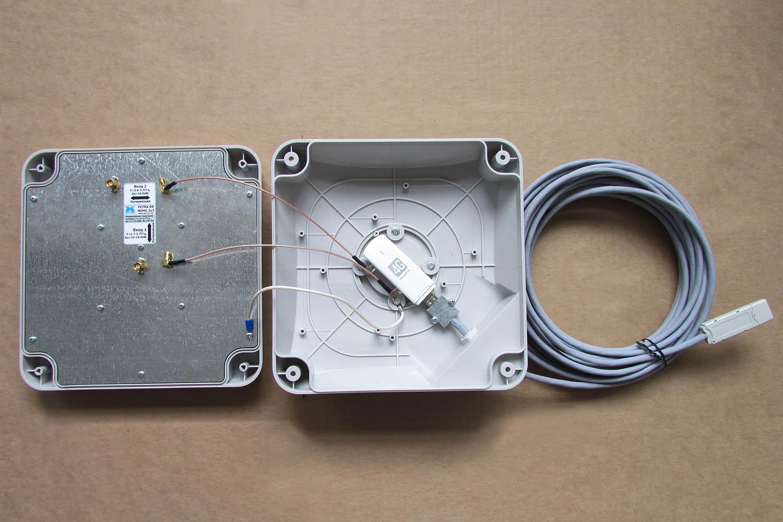 Установка и настройка3g cdma антенны на примере провайдера интертелеком