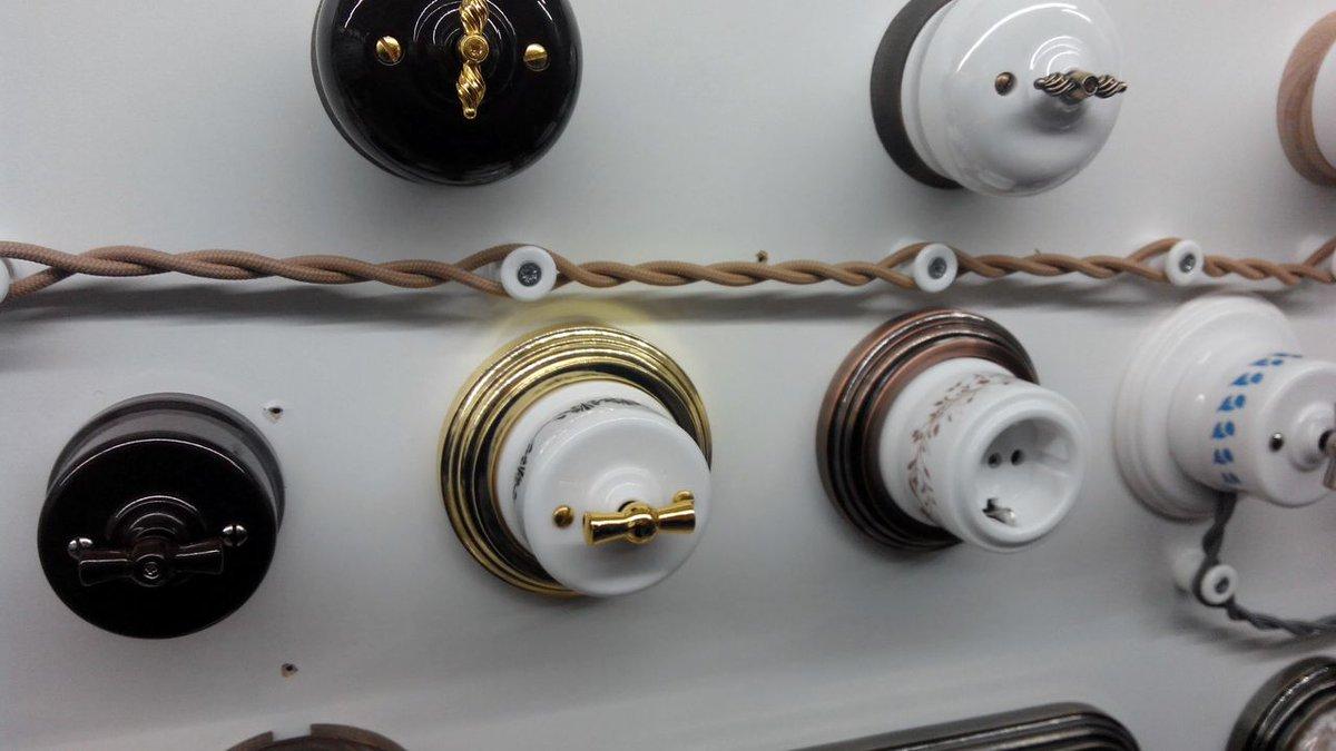 Устройство и разновидности выключателей света для квартиры