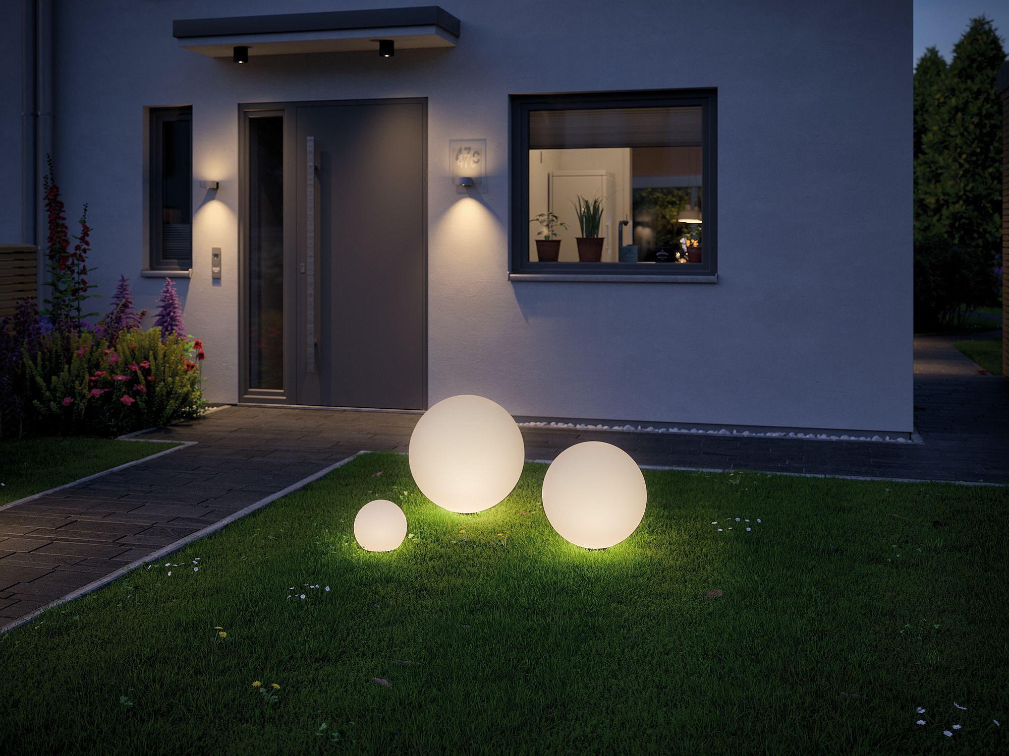 Делаем уличное освещение для загородного дома своими руками