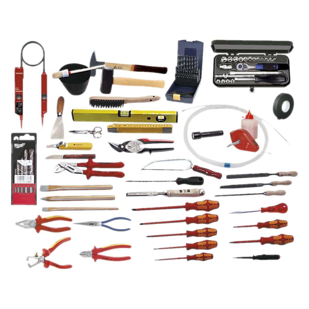 Набор инструментов домашнего электрика: что должно быть