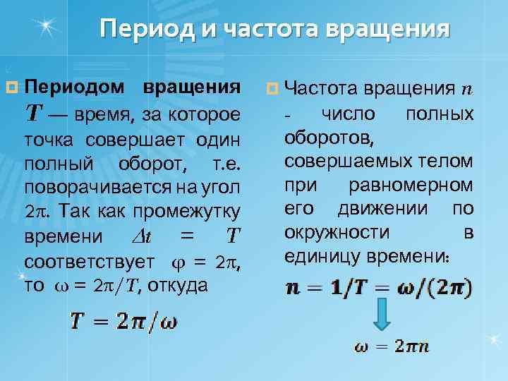 Резонансная частота: формула