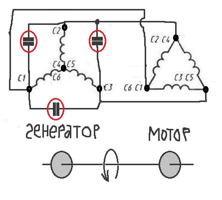Генераторы на магнитах, работающие без топлива