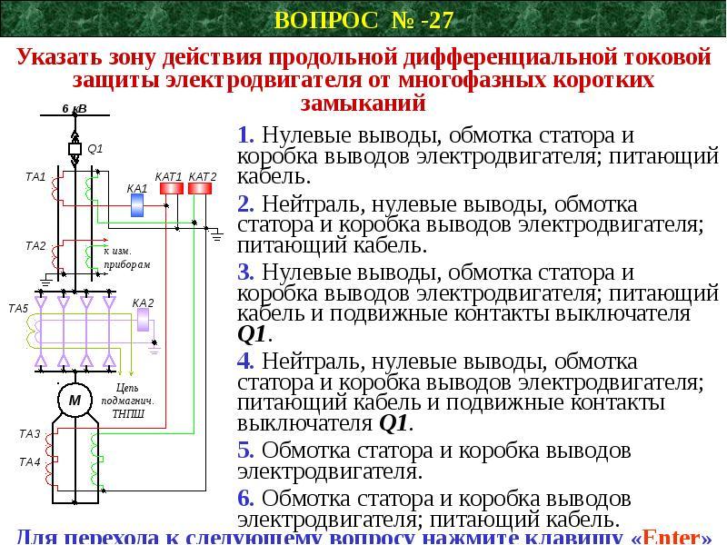 Защита от дифференциальных токов при помощи дифавтомата и узо