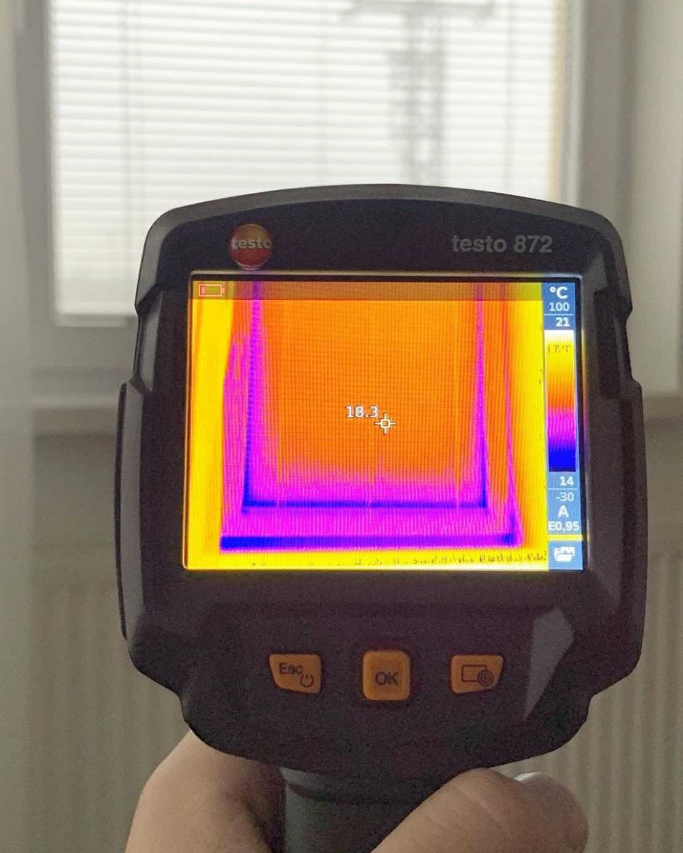 Тепловизионный контроль электрооборудования. тепловизионный контроль – это диагностика объектов в инфракрасной области cпектра с длиной волны мкм, - презентация