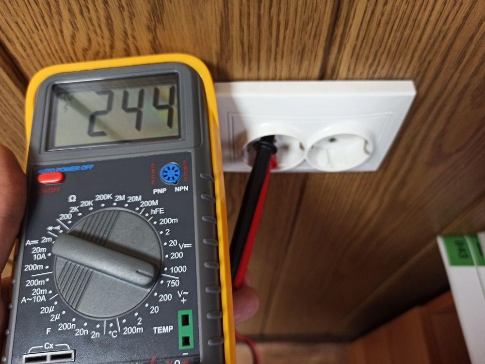 Отвертка индикатор напряжения для дома