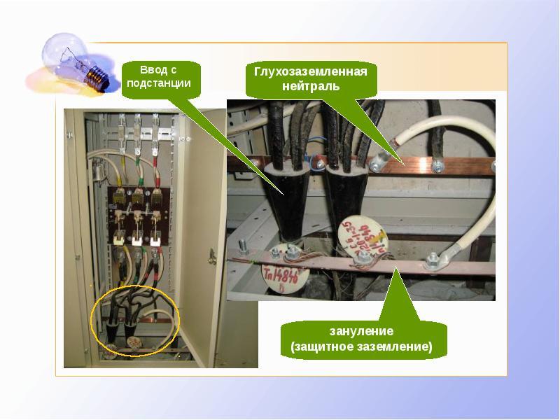 Заземление оборудования: нюансы технологии