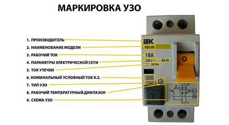 Дифференциальный автомат — принцип действия, схема подключения и назначение устройства (105 фото)