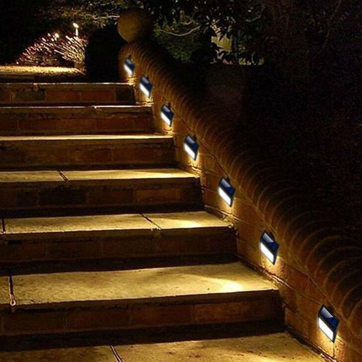 Естественное и искусственное освещение лестниц