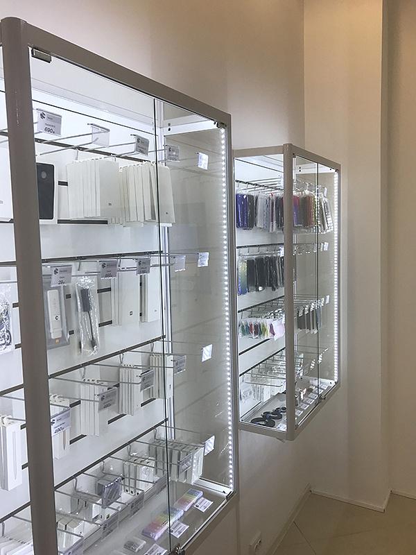 Как правильно сделать освещения торговых залов