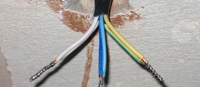 Как удлинить силовой кабель. как соединить антенный телевизионный кабель между собой