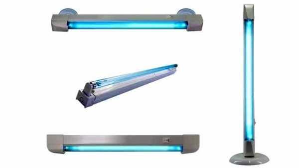 Бактерицидные лампы: как работают, область применения, как подобрать