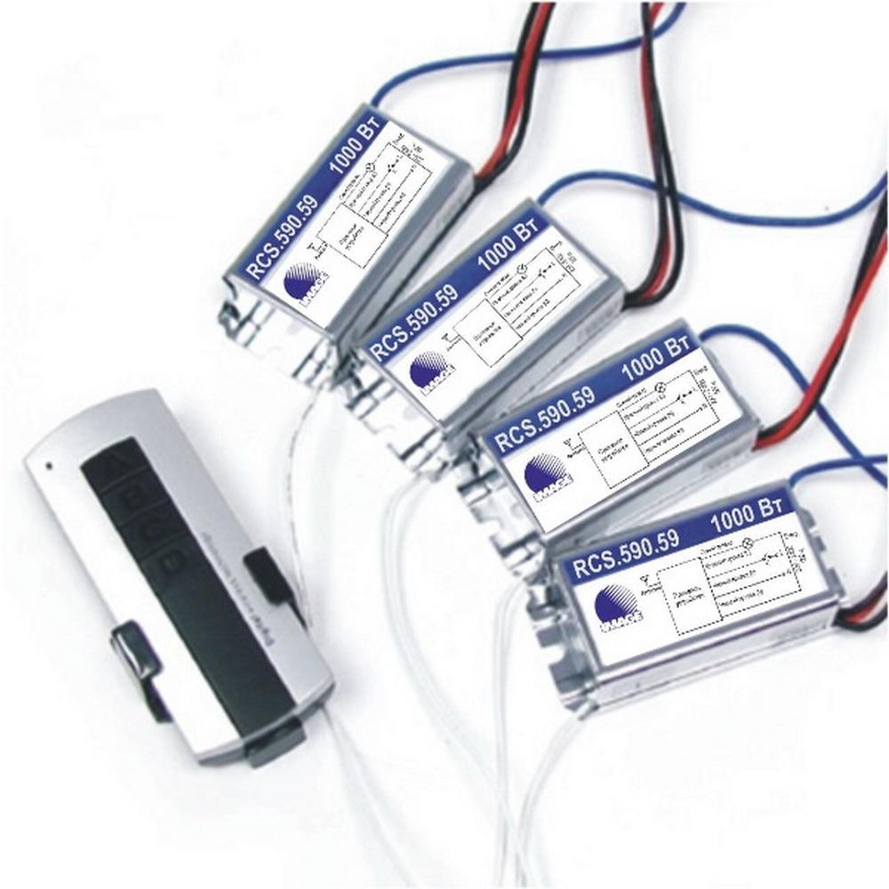 Как подключить дистанционный выключатель света