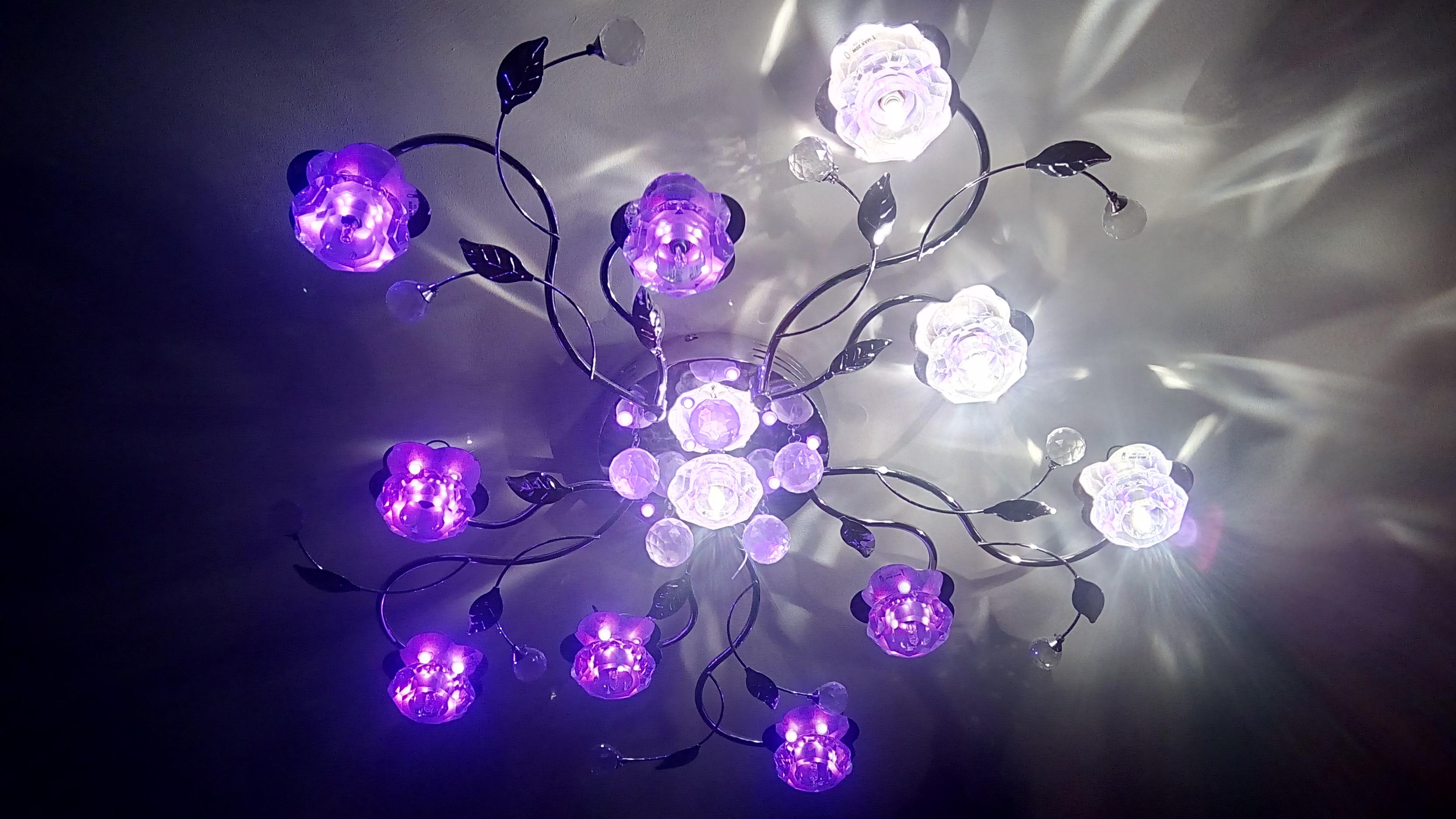 Ремонтируем светодиодные светильники и люстры своими руками