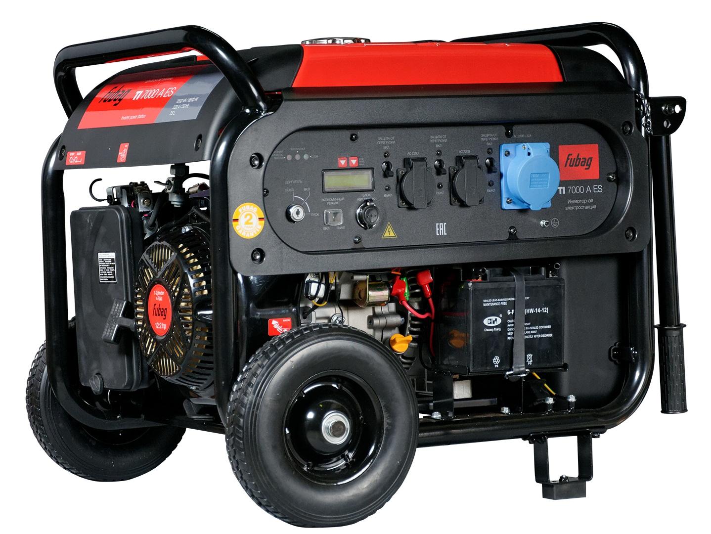 Какой генератор нужен для сварочного инвертора?