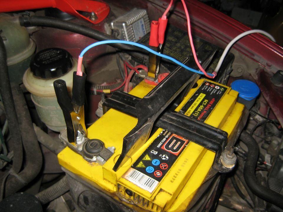 Как восстановить аккумулятор (автомобиля)