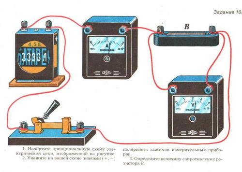 Расчет электрических цепей онлайн и основная формула расчета