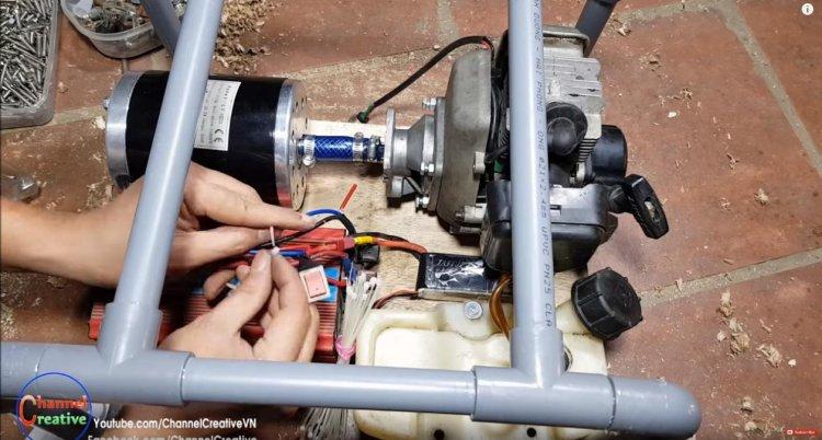 Бензогенератор своими руками: инструкции для изготовления
