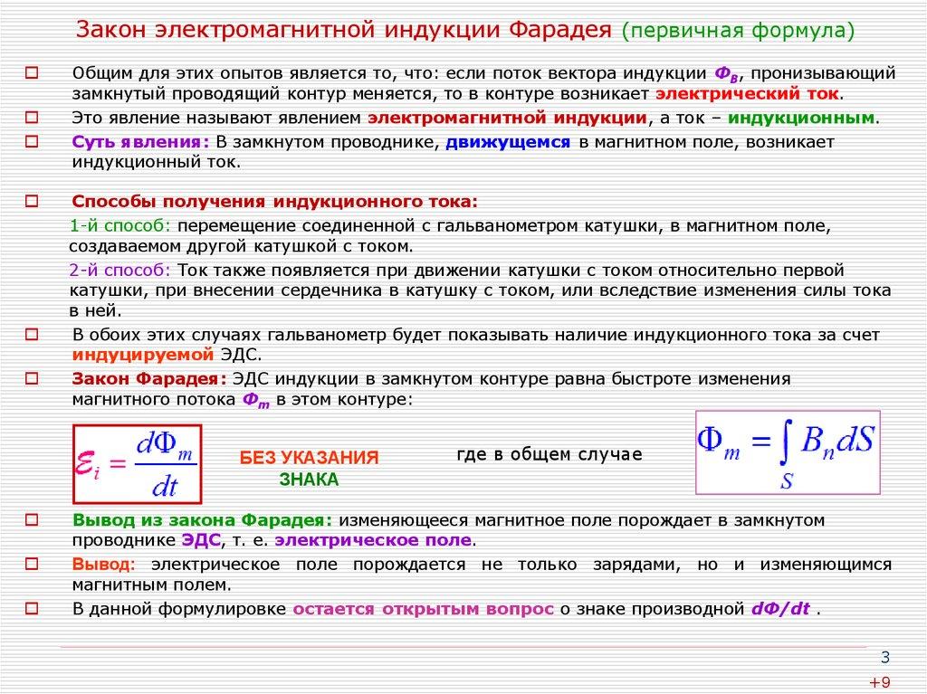Законы фарадея в химии и физике — краткое объяснение простыми словами