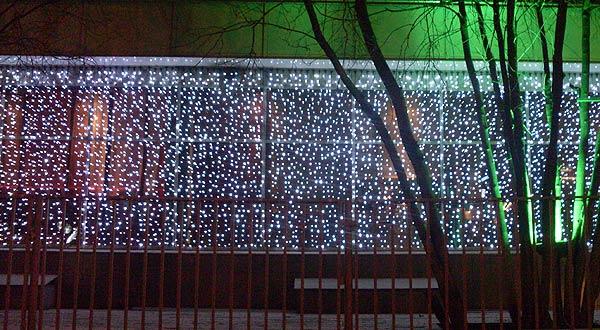 Уличный светодиодный экран: характеристики и особенности монтажа