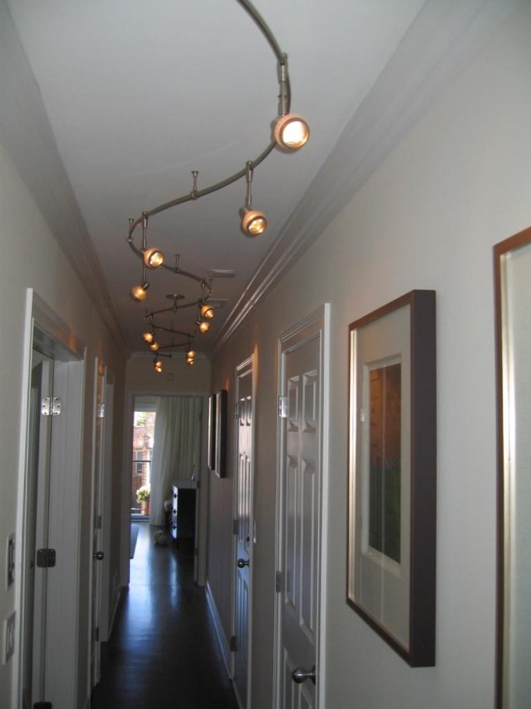 Освещение коридоров