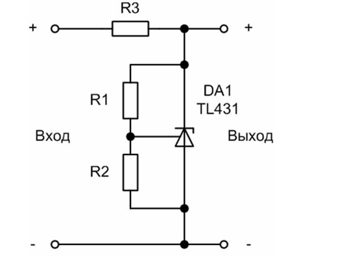 Стабилизатор lm7812 на 12 вольт