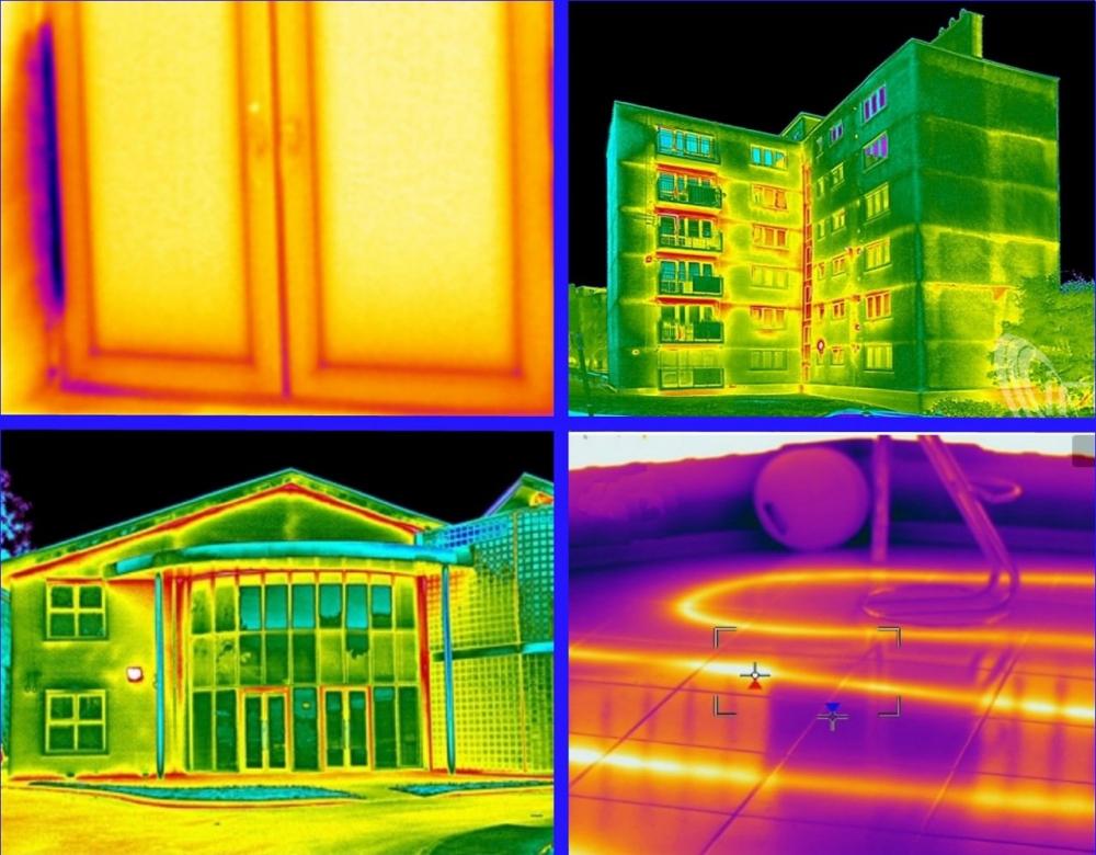 Современные методы тепловизионного контроля и их использование на предприятиях